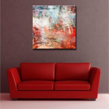 Ready2HangArt 'Abstract ABS VI' Modern Canvas Wall Art