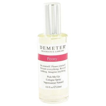 Demeter by Demeter Peony Cologne Spray 4 oz for Women