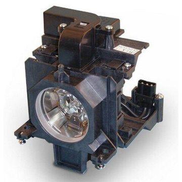 Sanyo PLC-XM100 Projector Housing with Genuine Original OEM Bulb