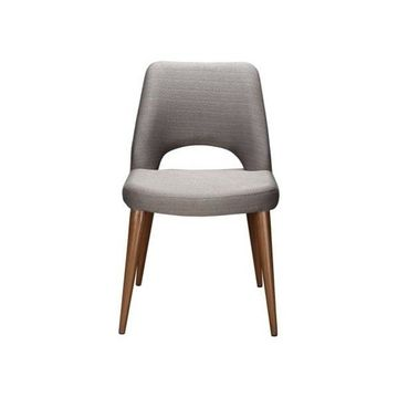Moes Home Collection EH-1087 Andre Dining Chair, Light Brown