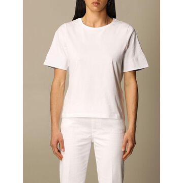 Fay t-shirt in basic cotton