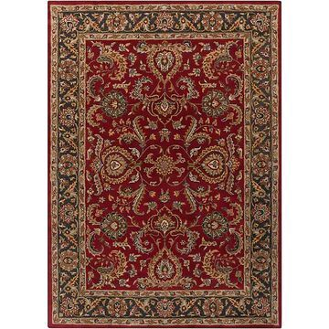 Artistic Weavers Middleton Georgia 6' X 9' Area Rug In Red