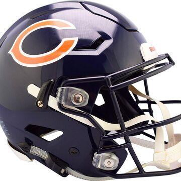 Riddell Chicago Bears Speed Flex Authentic Football Helmet
