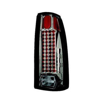 IPCW 90-00 Cadillac Escalade Tail Lamps LED 44 LED Smoke LEDT-303CS Pair