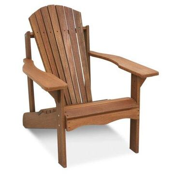 Furinno FG16918 Tioman Hardwood Adirondack Patio Chair