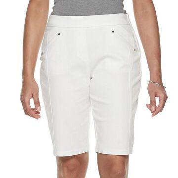 Women's Briggs Pull-On Bermuda Shorts