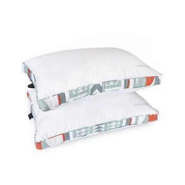 Fire Legend 2-Pack of King Pillows