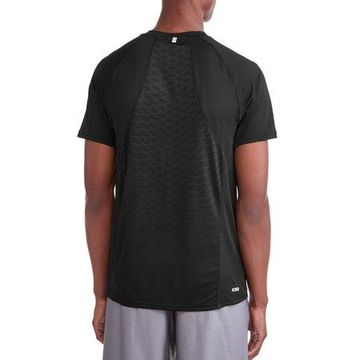 RBX Mens Mesh Back Gym Tee