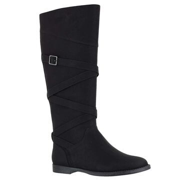 Easy Street Womens Memphis Closed Toe Mid-Calf Fashion Boots