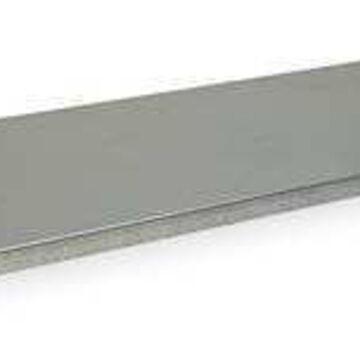 JUSTRITE 29945 Shelf,1 In. H,39-3/8 In. W,29 In. D