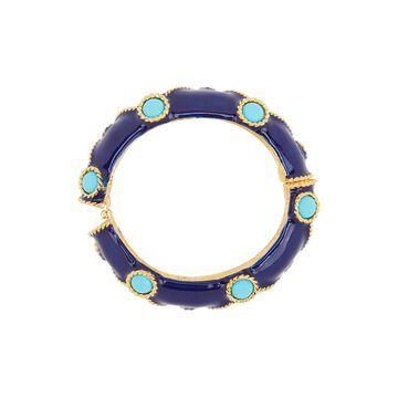 bead-detail bangle bracelet