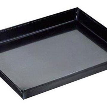 Paderno World Cuisine 41745-50 Blue Steel Baking Sheet