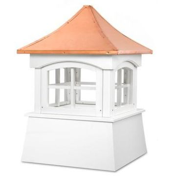 Good Directions Windsor 72-Inch x 106-Inch Cupola in White