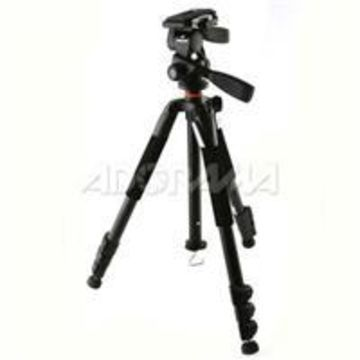 Vanguard Alta+ 264AP Aluminum Alloy Tripod with PH-32 Panhead, Maximum Height 61&, Supports 11 lbs