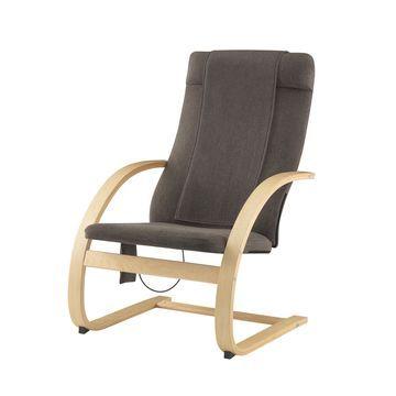 3-D Shiatsu Massaging Lounger