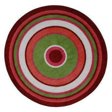 Fun Rugs Concentric 3 51