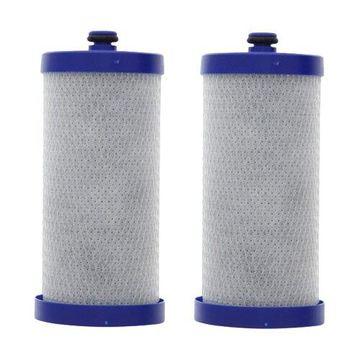 Replacement Aqua Fresh Water Filter for Frigidaire FRS6LR5EM2 / FRS6LR5EM3 Refrigerator (Buy Two Get Two)