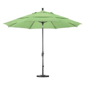 California Umbrella Fiberglass Market Umbrella Collar Tilt Double Vent