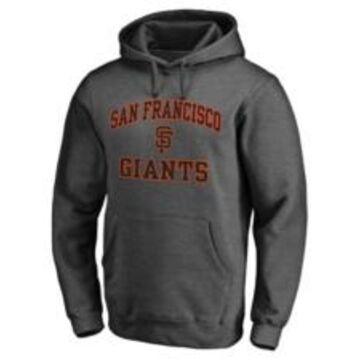 Majestic San Francisco Giants Men's Rookie Heart & Soul Hoodie