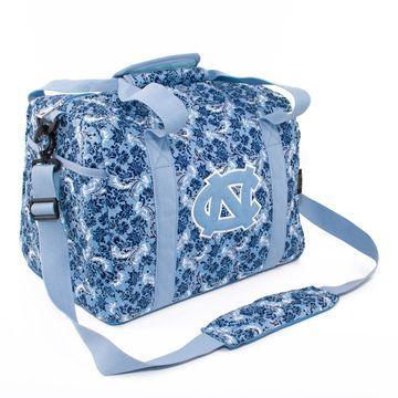North Carolina Tar Heels Women's Bloom Mini Duffle Bag