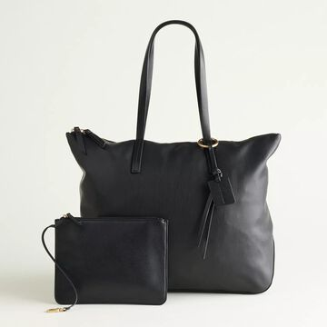 Elizabeth and James Ashton Zip Tote Bag