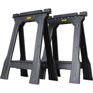 Stanley STST60952 Folding Sawhorses 2 Count