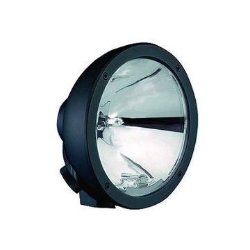 HELLA 9094181 Driving Lamp with Bulb and Stone Shield, Black