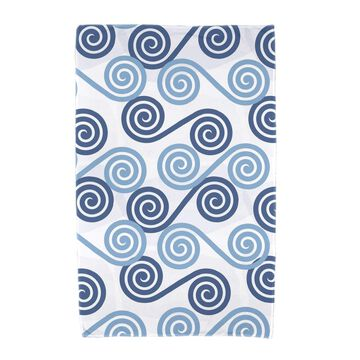 36 x 72-inch E by Design Rip Curl Geometric Print Beach Towel