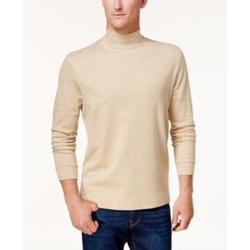 Club Room Men's Solid Turtleneck Shirt, Created for Macy's