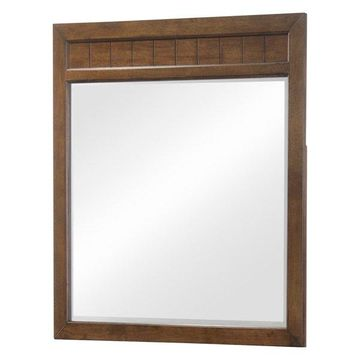Simmons Ashland Mirror, Oak