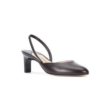 Paul Andrew Womens Celestine Leather Closed Toe Formal