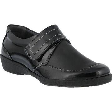 Spring Step Women's Darby Black Patent
