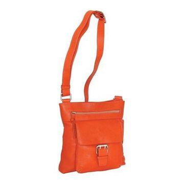 Nino Bossi Women's Dolores Crossbody Bag Tangerine - US Women's One Size (Size None)