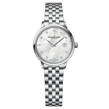 Raymond Weil Women's 5988-ST-97081 Toccata Quartz Watch