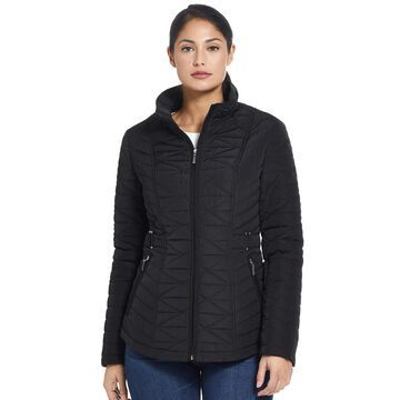Women's Gallery Quilted Short Jacket