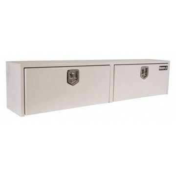 BUYERS PRODUCTS 1702860 Truck Box,Topside,Steel,96''W