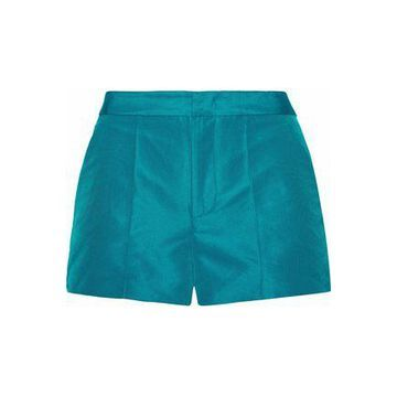 Redvalentino Satin-faille Shorts