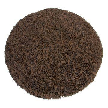 Glenna Jean Tanzania 48-Inch Round Rug in Brown