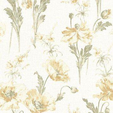 Beacon House Joliet Buttercup Floral Wallpaper