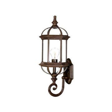 Acclaim Lighting 5272 Dover 1 Light Outdoor Lantern Wall Sconce