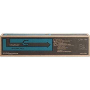 Kyocera, KYOTK8507C, 4550/5550 Toner Cartridge, 1 Each