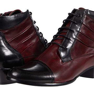 Spring Step Xiomara (Bordeaux Multi) Women's Shoes