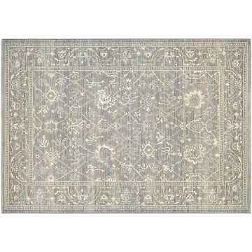 Couristan Everest Persian Arabesque Framed Floral Rug, Multicolor, 4X5