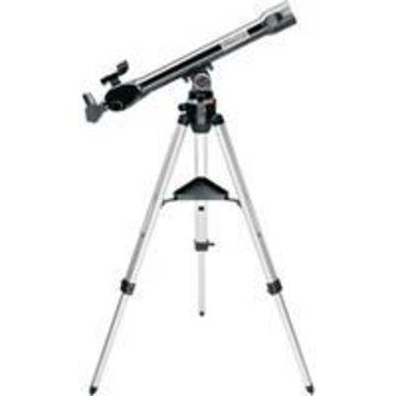 Bushnell Voyager Sky Tour 700x60mm Refractor Telescope, 1.25& Eyepiece Barrel Diameter, f/11.7 Focal Ratio