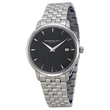 Raymond Weil Men's 5488-ST-20001 'Toccata' Stainless Steel Watch