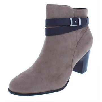 Giani Bernini Womens Calae Almond Toe Ankle Fashion