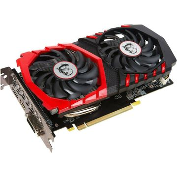 MSI GAMING X 4G GeForce GTX 1050 Ti 4GB GDDR5 PCIe 3.0 x16 Graphic Card