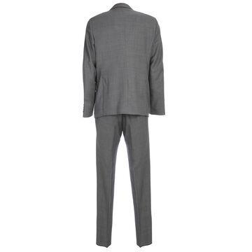 Etro Traditional Slim Suit