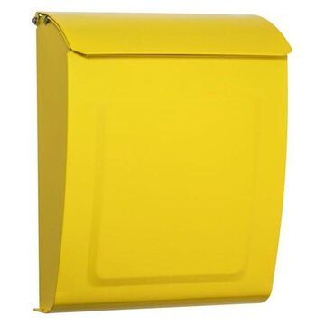Architectural Mailboxes Aspen Mailbox, Yellow