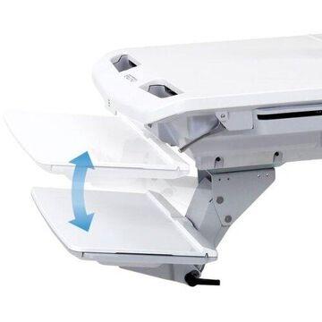 Ergotron 97-827 Ergotron Mounting Arm for Keyboard, Cart - 3 lb Load Capacity